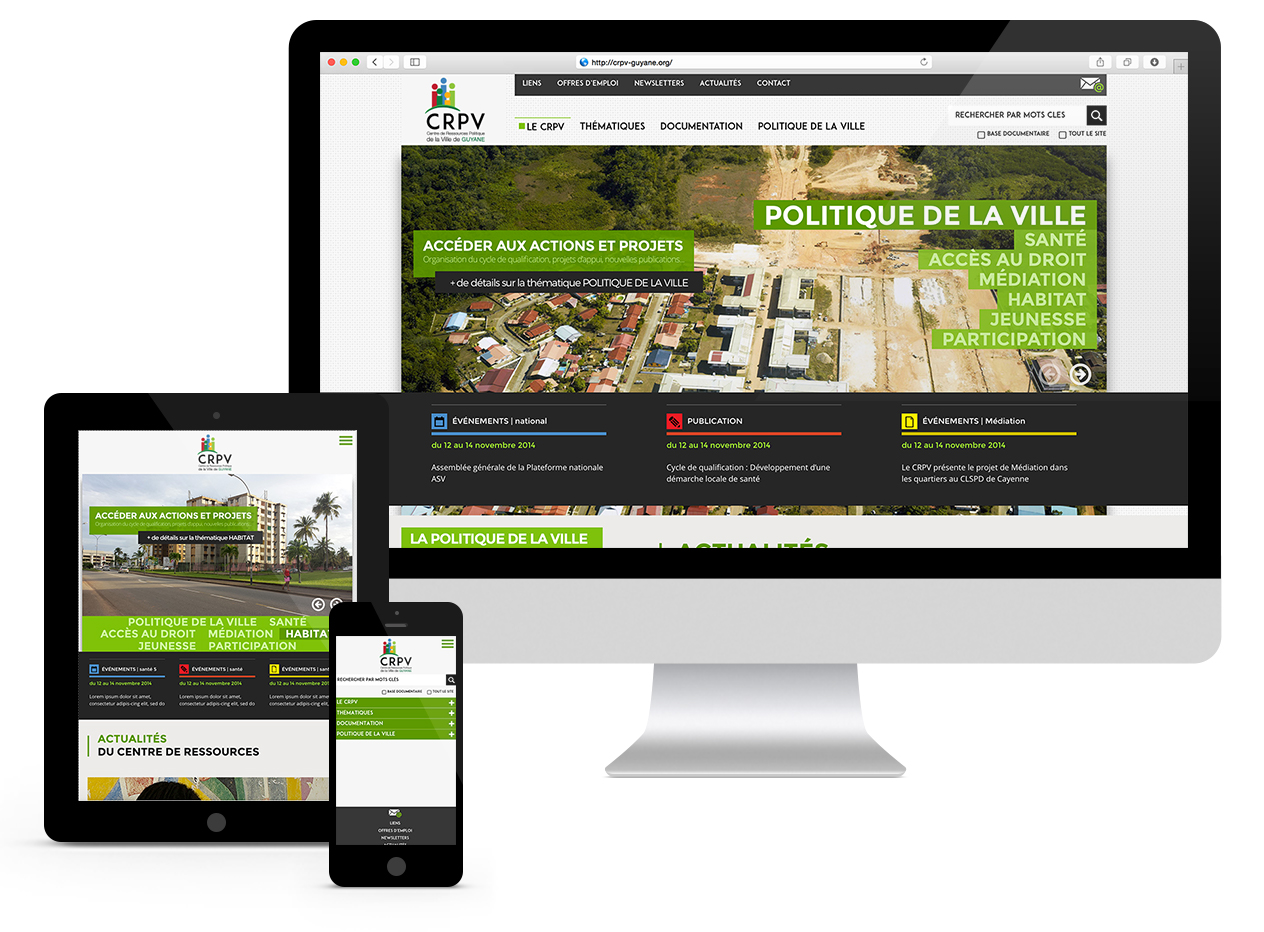 Mockup Site Web 2