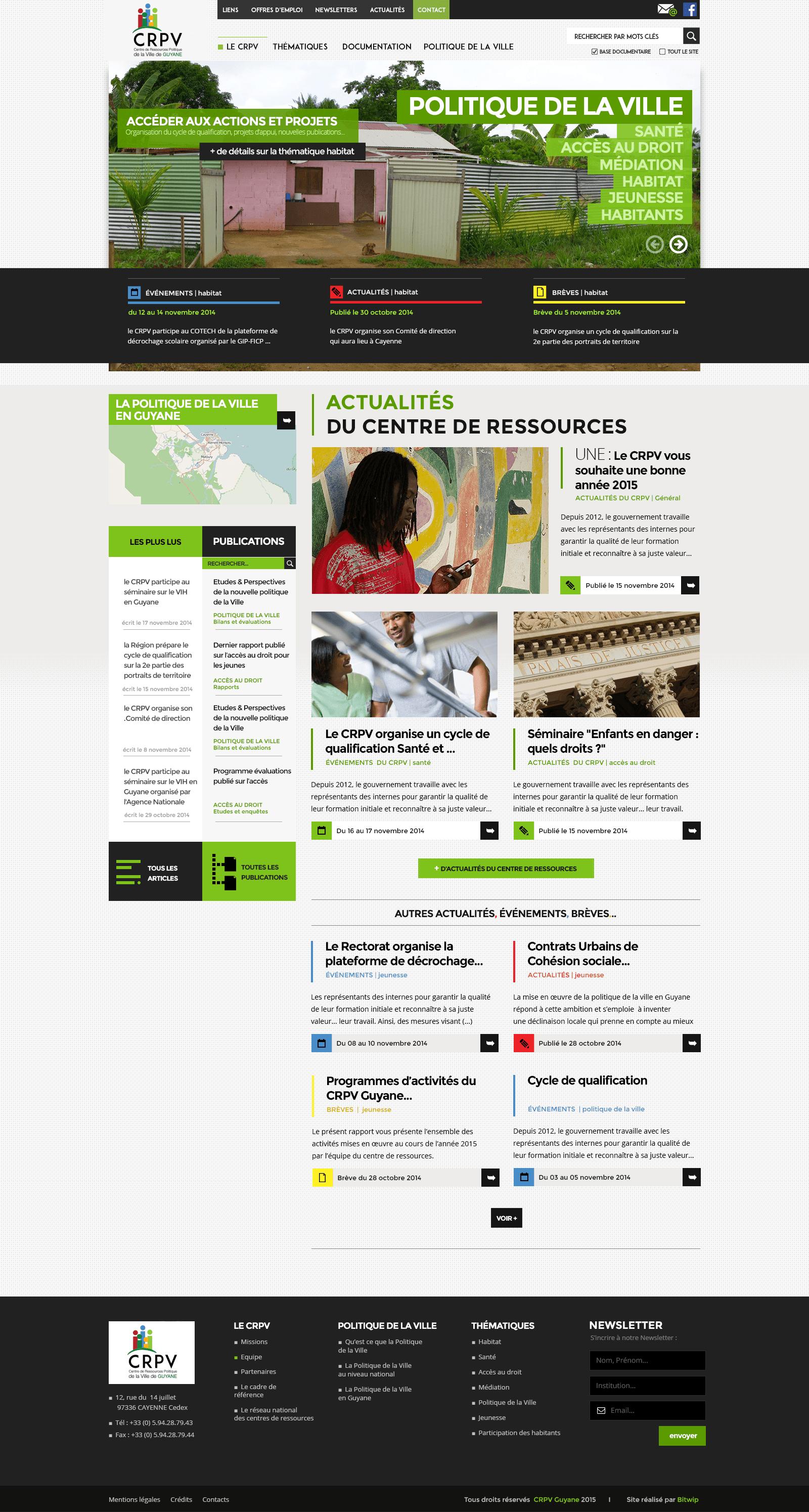Page sit web 2